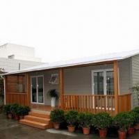 Best Mobile House/Lightweight Steel Villa (Luxurious) with Aluminum Door Frame and Cylinder Lock wholesale