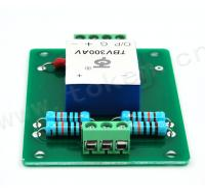Best TBV-AV Series Hall Effect Voltage Sensor Ac Dc Voltage And Current Transducer wholesale