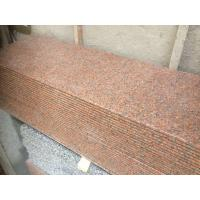 China G562 Maple Red Granite Kitchen Countertop tiles , Polished granite stone countertops on sale