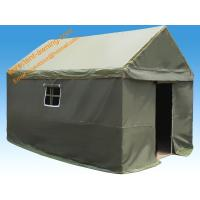 4x6m Outdoor Steel Waterproof Canvas Camping Military Frame Tent