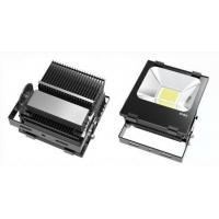 Best Square Portable Led Flood Lights , Philips SMD3030 Outdoor Ground Floodlights wholesale