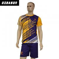 Best Custom Sublimated Anti-Shrink 100%Polyester Football Jersey for Adults & Kids wholesale