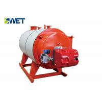 Best Water Pipe Type Hot Water Boiler Large Furnace Volume High Thermal Resistance wholesale