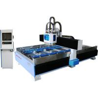 Cheap Marble Jade Crystal Stone CNC Engraving Machine , Stone Carving CNC Router for sale