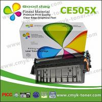 China black Compatible Toner cartridge CE505X For HP LaserJet P2035  with chip wholesale