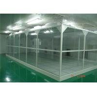 Best Aluminum Profile 2'X4' FFU ISO 6 Softwall Clean Room wholesale