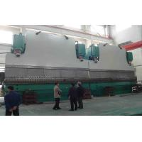 Buy cheap V Groove CNC Tandem heavy duty press brake For Bending Steel Plates 25mm 32000KN product