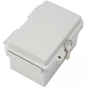 Best Waterproof Hinged Plastic Enclosures ABS Plastic IP67 Project Box wholesale