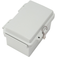 Buy cheap Waterproof Hinged Plastic Enclosures ABS Plastic IP67 Project Box from wholesalers