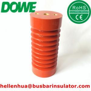 China high voltage 65x140 M16 porcelain insulator on sale