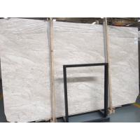 China Polished Oman Beige Marble Slab Countertop For Indoor Ground 20mm Thickness on sale
