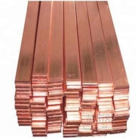 China Explosion Welding Width 600mm C1100 Copper Bus Bar on sale
