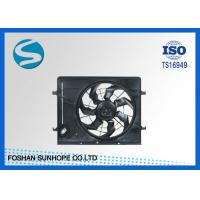 Best Plastic Radiator Cooling Fan Fit Hyundai 2007-2010 New ELANTRA(XD) 2.0 / Stu2.0 wholesale
