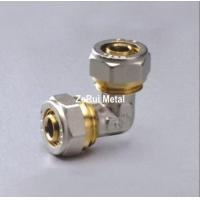 China Pex Brass Fittings on sale