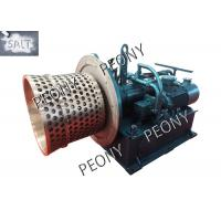 China Hot Sale Industrial Scale Dewatering Centrifuge / Automatic Pusher Centrifuge For Salt on sale