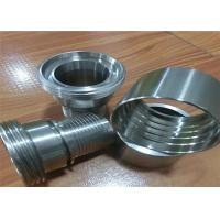 Metalworking Aluminum CNC Lathe Services Machinery Lathe Turning By Drawings