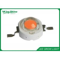 Best Warm White High Power Cree Led Chip Bridgelux 3W Full Spectrum wholesale