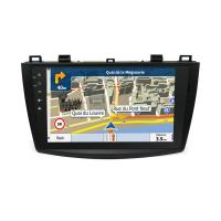 Buy cheap Car Multi-Media DVD Player Integrated Navigation System Mazda 3 Axela 2010 2011 product