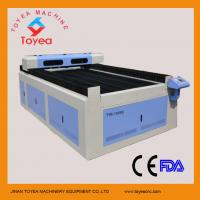 Best factory price mixing laser cutting machine with 5X10 working area, square linear rail,RECI laser tube TYE-1530 wholesale