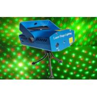 Red+green, 4 in 1 the sky star mini laser stage light