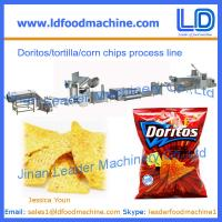 Best Corn chips processing line,Doritos/tortilla snacks food making machinery in China wholesale