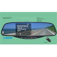 Best Rear View Mirror With Camera / Stereo Earphone wholesale