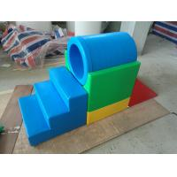 Best Customized Foam Climbing Blocks For Toddlers , Soft Play Area Equipment Cute Design wholesale
