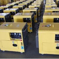 Best High quality 5kw  silent portable  diesel generator factory price wholesale