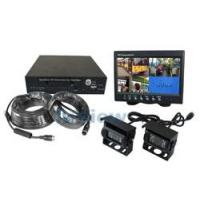 China Reverse Camera System with 4 Channel Mobile HDD DVR for Vehicle (JY-DV318S) on sale