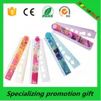 Buy cheap  wholesale Factory Cudstom fashion design plastic foldable ruler for kids made in China product