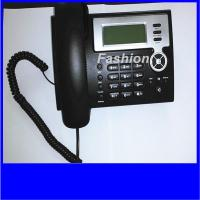 Best popular quality 2 sip lines voip phone with HD lcd display power adapter wholesale