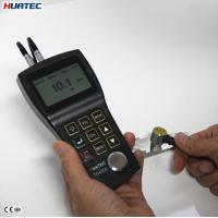 China Metal Plastic Wall Thickness Through Coating Ultrasonic Thickness Gauge TG4000 on sale
