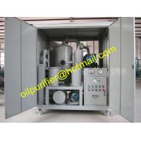 Best Transformer Oil Purifier Machine Manufacturer,Insulation Oil Purification System High Yield Continuous Automatic wholesale