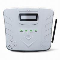 Best GSM Wireless Two-way Transmitter Home Alarm System with 16 x 2 LCM Display wholesale