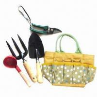 Best Garden Tool Set with Handbag wholesale