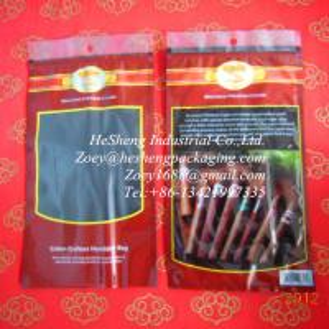 Best premium cigars zipper bag wholesale