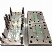 China Dual color injection molds on sale