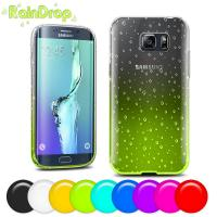 Buy cheap Personalised Soft plastic Samsung Galaxy S6 Edge  case cover with multi colors product