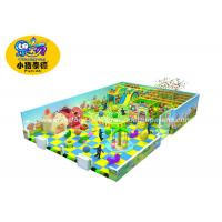Best One Square Meter Soft Play Area Equipment For Super Market CE ISO9001 TUE wholesale