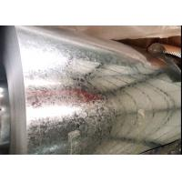 Best Corrugated Galvanized Steel Sheet , Outer Wall Galvalume Steel Roofing wholesale