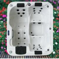 Best Portable Acrylic SPA Equipment with Recreation and Thermostat System wholesale
