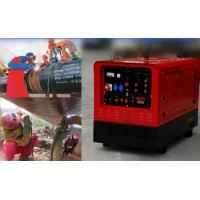 China MIG Portable Silent Diesel Welding Generator 500Amp TIG MMA Welding Machine on sale