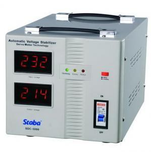 Best Automatic Voltage stabilizer Digital& Relay type / AC voltage stabilizer single phase /500VA-10000VA electrical stabilizer wholesale