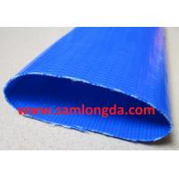 """Heavy duty Agriculture PVC Layflat Hose for Irrigation & Water (3/4""""-12"""")"""