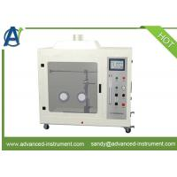 Best Small-scale Horizontal Burning Characteristics Test Machine by ISO 9772 wholesale