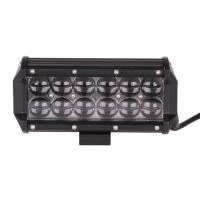 Best 30000 Hour Vehicle LED Light Bar Black 4d 36w 4x4 3060lm Double Row wholesale