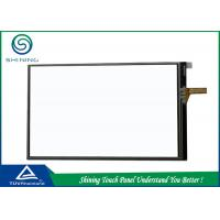 Quality 4.3 Inch Analog 4 Wire Resistive Touch Panel for LCD Monitor Single Touch for sale