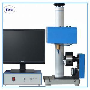 Best Rotary dot pin marking machine,round product air marking machine wholesale