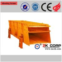 China Linear Vibrating Screen for Ore Dressing on sale