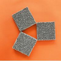 China Silicon Carbide Ceramic Foam Filter , Metal Foam Filter For Metal Filtration Industry on sale